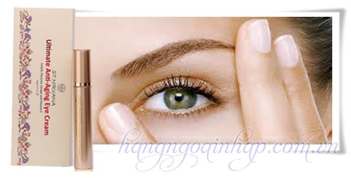 Kem Trị Thâm Bọng Mắt Ultimate Anti Aging Eye Cream Của Úc