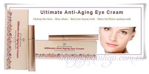 Kem Trị Nhăn, Thâm Bọng Mắt Của Úc Ultimate Anti Aging Eye Cream