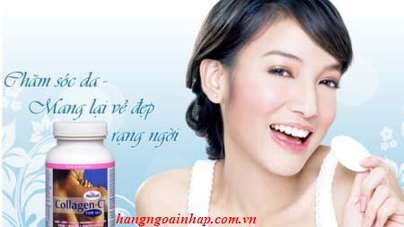 Hoạt chất Collagen làm đẹp thật tuyệt vời