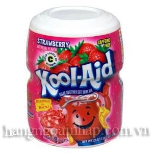Bột Pha Nước Trái Cây  của mỹ Kool-Aid