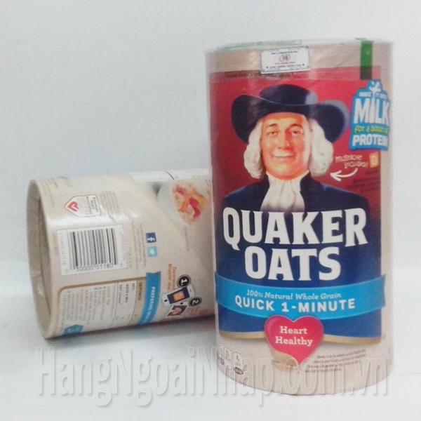 Bột Yến Mạch Quaker Oats 510g