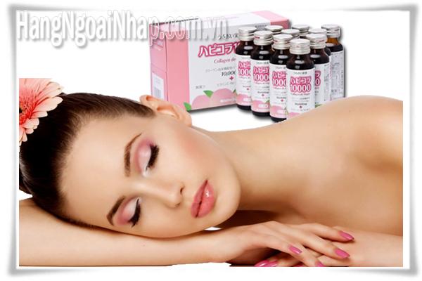 Collagen De Happy Dạng Nước Uống Hộp 10 Lọ 50ml