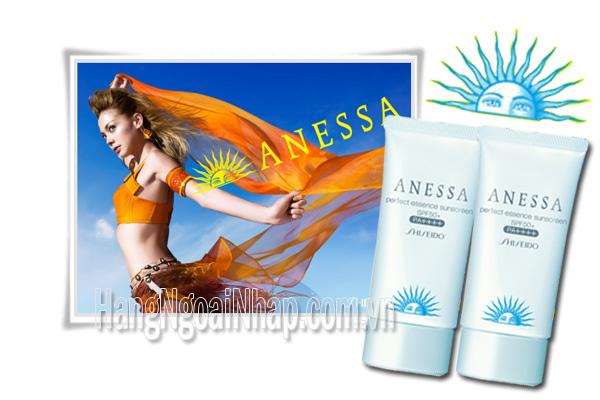 Kem Chống Nắng Của Nhật Shiseido Anessa Spf 50 +