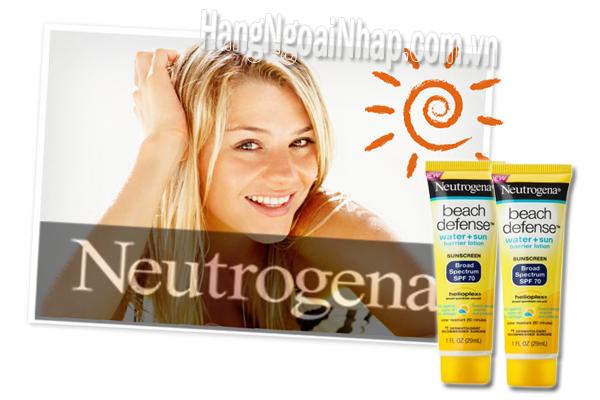 Kem chống nắng Neutrogena Beach Defense Spf 70 29ml Của Mỹ