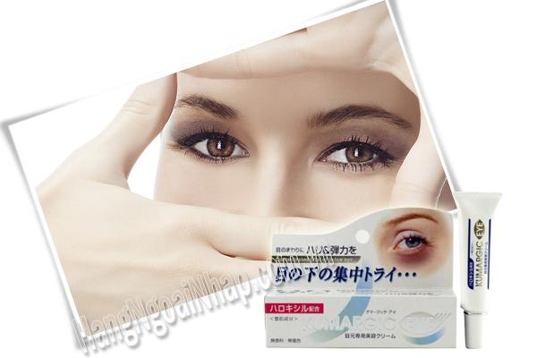Kem Trị Thâm Quầng Mắt Của Nhật Cream Kumargic Eye 20g