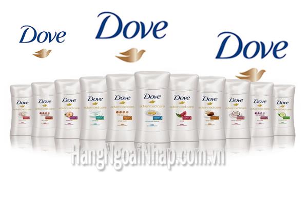 Lăn Khử Mùi Dove Advanced Care Của Mỹ 74g