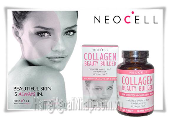 Collagen Beauty Builder NeoCell Của Mỹ Hộp 150 Viên
