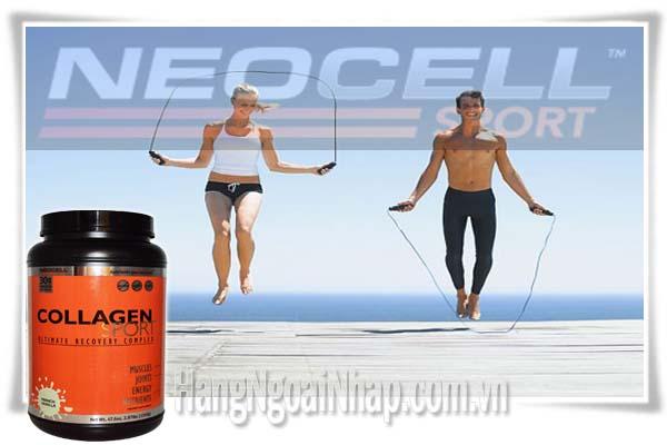Neocell Collagen Sport Vanilla Của Mỹ  Hộp 1350g