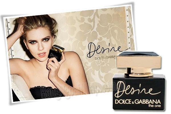 Nước Hoa Dành Cho Nữ Desire Dolce  Gabbana 5ml Made In UK