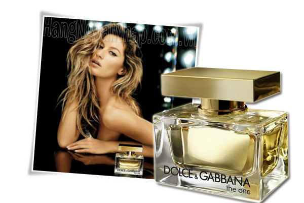 Nước Hoa Dành Cho Nữ Dolce Gabbana The One 5ml Made In UK