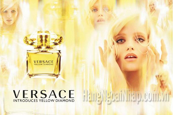 Nước Hoa Dành Cho Nữ Versace Yellow Diamond 5ml Italy