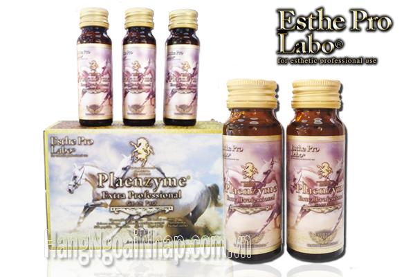 Nước Uống Nhau Thai Ngựa Và Yến EsthePro Plaenzyme Của Nhật