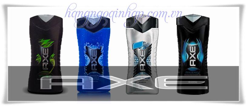 Sữa Tắm Dành Cho Nam Giới Axe Của Mỹ 473ml