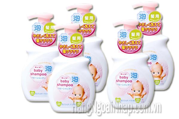 Sữa Tắm Gội Cho Trẻ Sơ Sinh Baby Shampoo 350ml Của Nhật