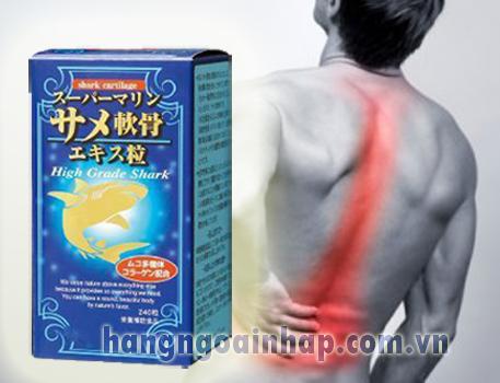 Sụn cá mập 240 viên-Điều trị bệnh xương khớp Của Nhật