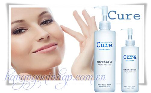Gel Tẩy Tế Bào Chết Cure Natural Aqua Của Nhật Bản 250g
