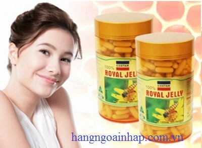 sữa ong chúa úc costar royal jelly 1450mg