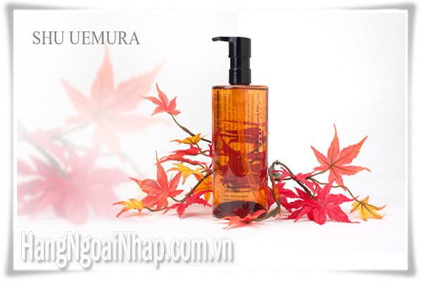 Dầu Tẩy Trang Shu Uemura Ultime8 Sublime Beauty Cleansing Oil 150ml Của Nhật