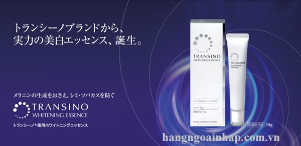 Kem-tri-nam-da-Tranino-Whitening-Essence-30g-cua-Nhat